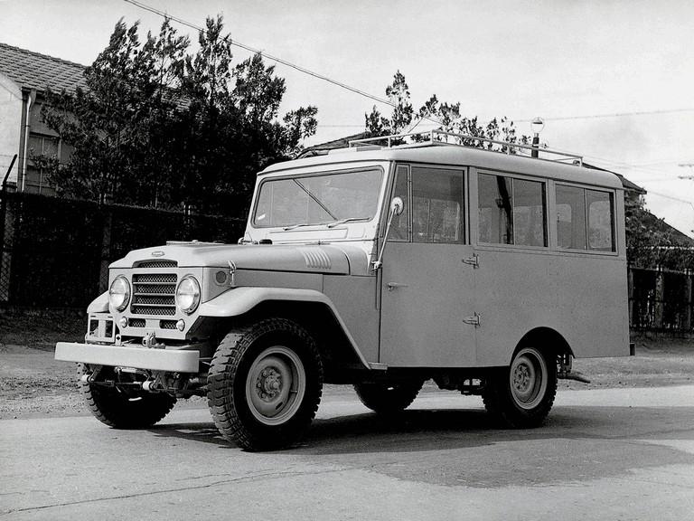 1956 Toyota Land Cruiser station wagon ( FJ28L ) 307192