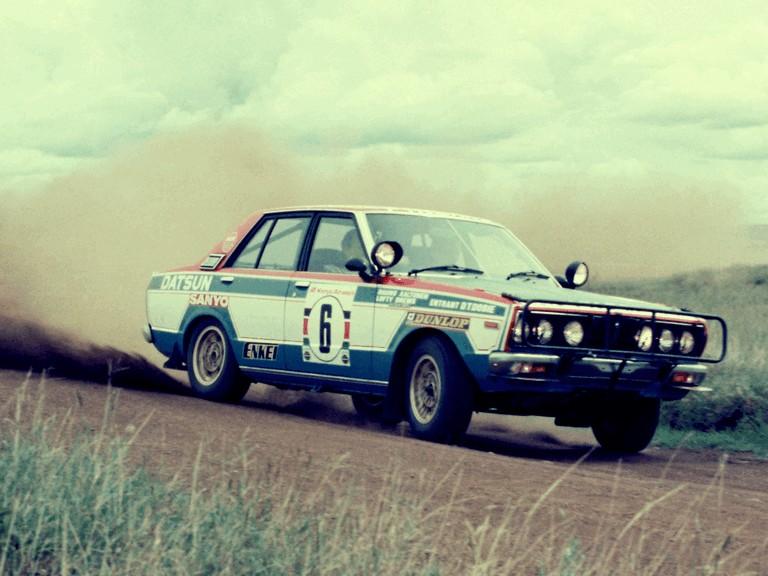 1978 Nissan Violet ( CA A10 ) rally car 307201