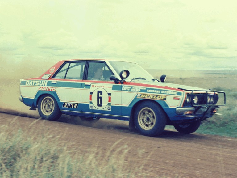 1978 Nissan Violet ( CA A10 ) rally car 307202