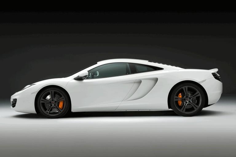 2011 McLaren MP4-12C white edition 471440