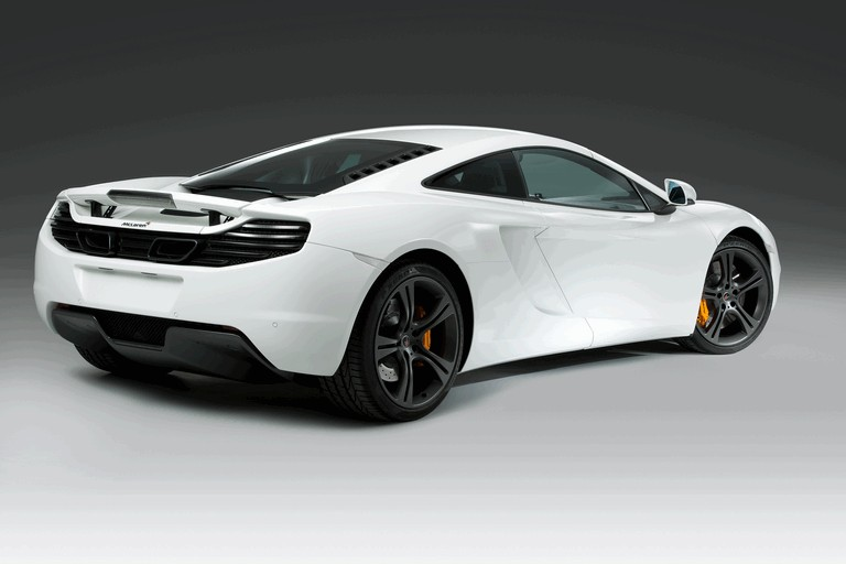 2011 McLaren MP4-12C white edition 471441