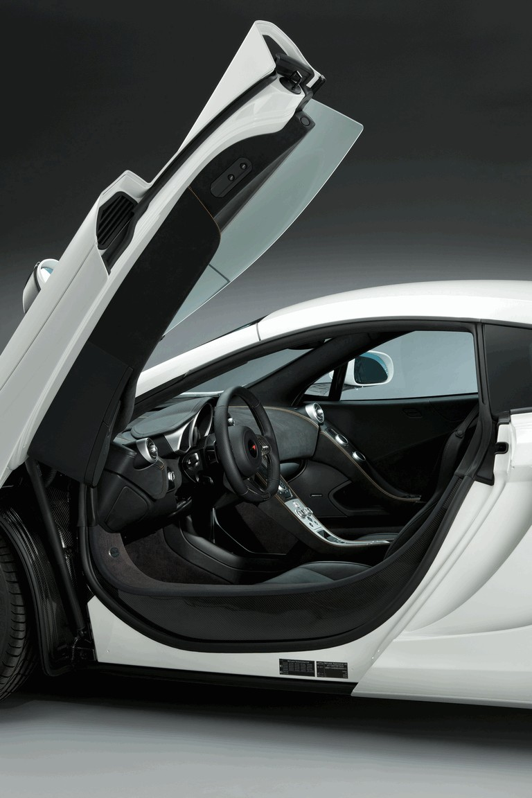 2011 McLaren MP4-12C white edition 471454
