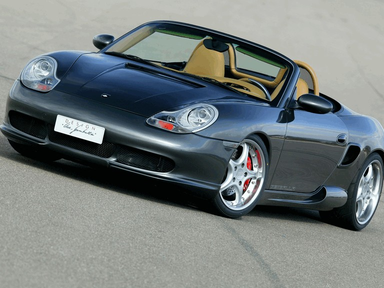 2006 Porsche Boxster 986 By Gemballa Free High Resolution Car Images
