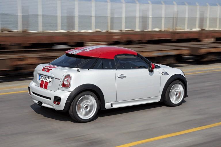 2011 Mini Coupé 307538