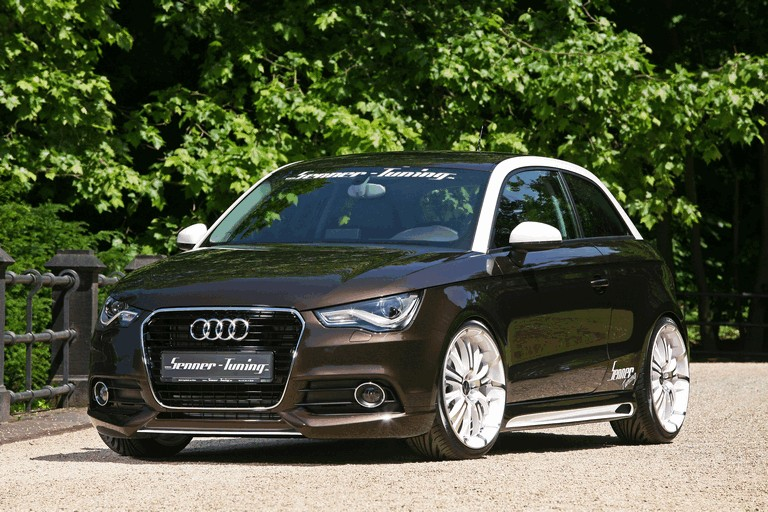 2011 Audi A1 1.4 TFSI S-Tronic by Senner Tuning 307622