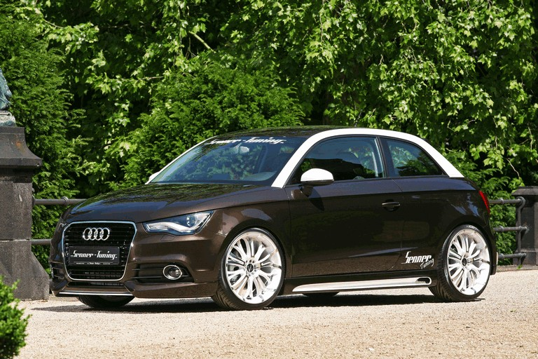 2011 Audi A1 1.4 TFSI S-Tronic by Senner Tuning 307623