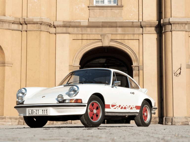 1973 Porsche 911 Carrera Rs 2 7 Free High Resolution Car Images