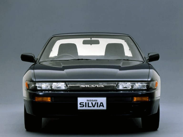 1988 Nissan Silvia K ( S13 ) 307668