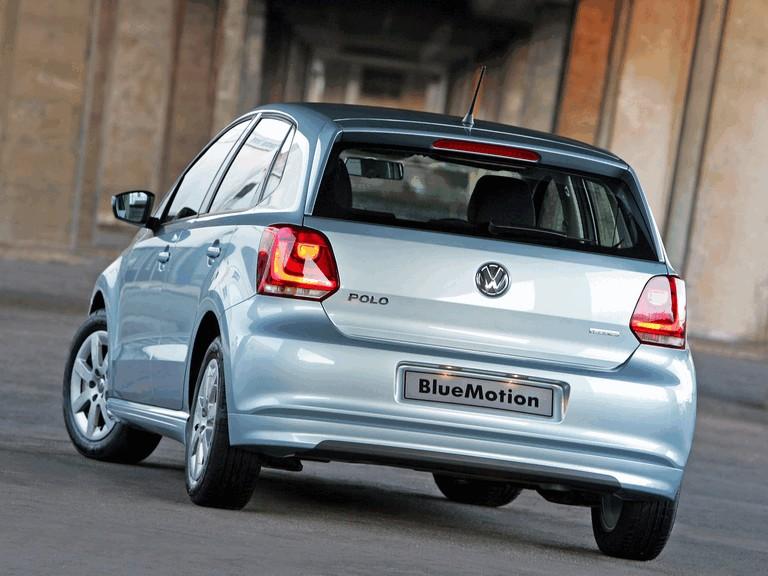 2010 Volkswagen Polo 5-door BlueMotion 307685