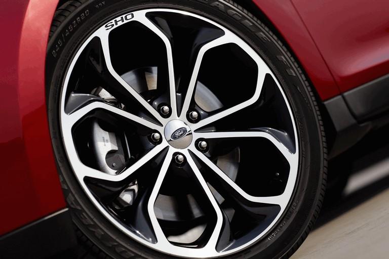 2013 Ford Taurus SHO 342323