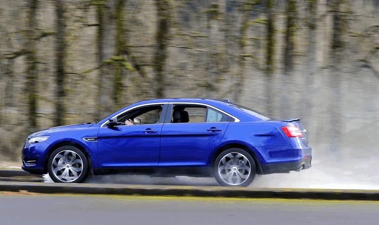 2013 Ford Taurus SHO 342338
