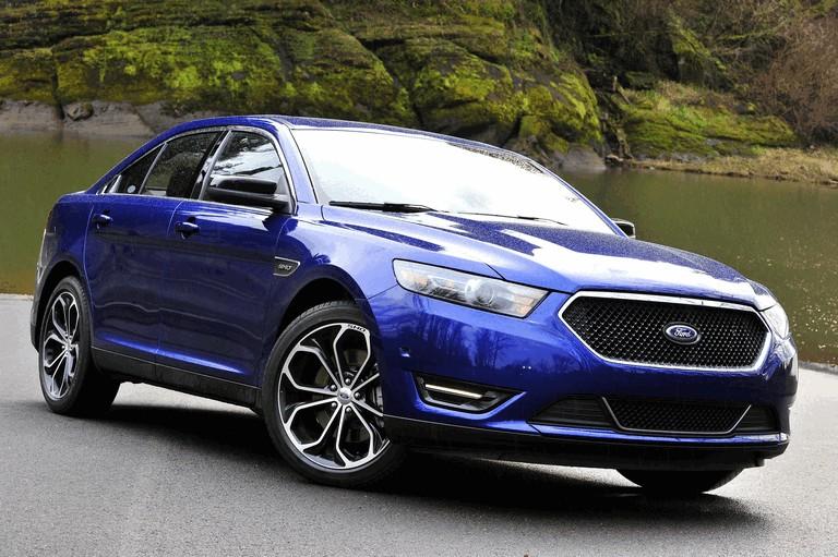 2013 Ford Taurus SHO 342347