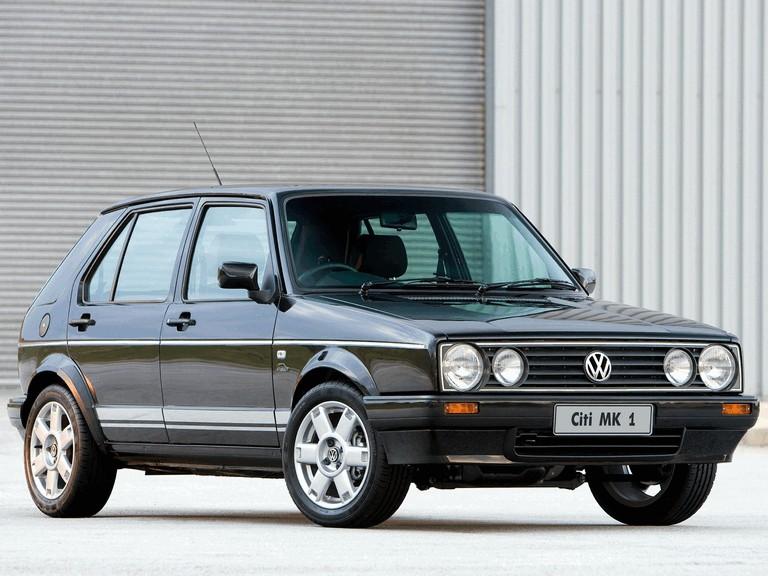 2009 Volkswagen Citi MK1 - Limited Edition 307801