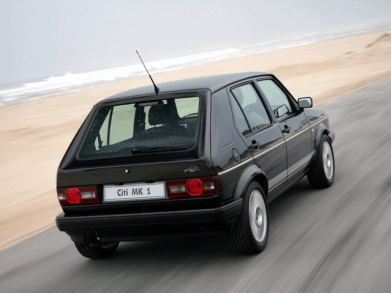 2009 Volkswagen Citi MK1 - Limited Edition 307806