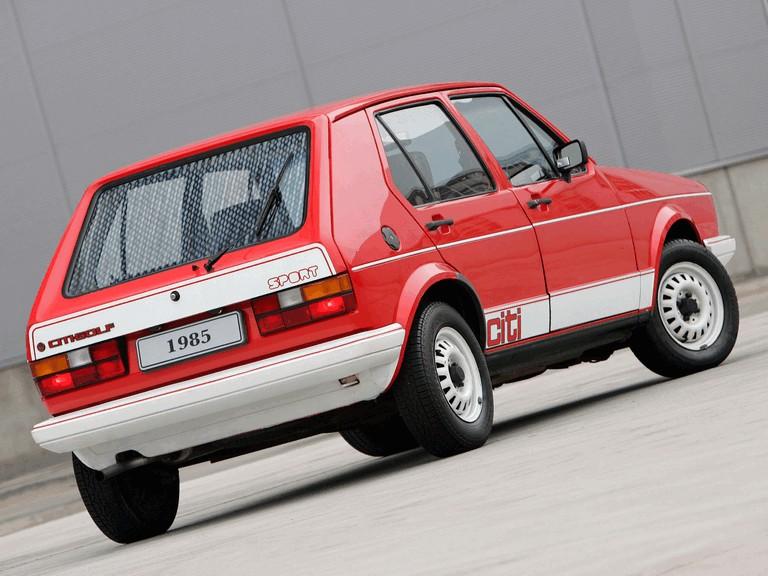 1985 Volkswagen Citi MK1 Sport 307816