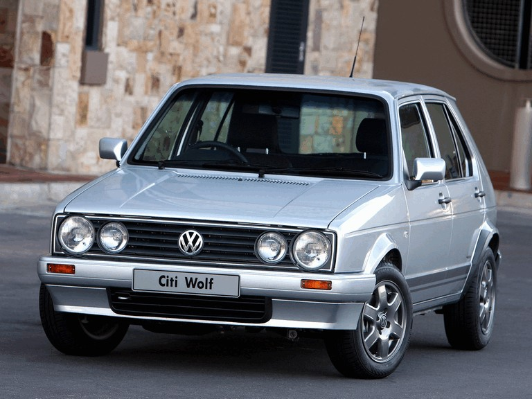 2008 Volkswagen Citi MK1 Wolf 308054