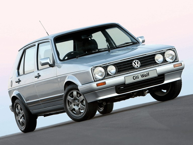 2008 Volkswagen Citi MK1 Wolf 308057