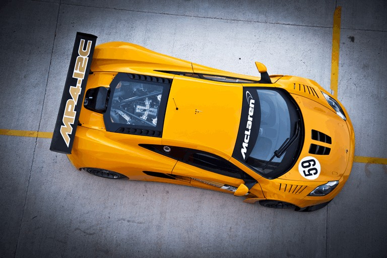 2011 McLaren MP4-12C GT3 revised 471478