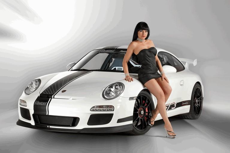 2011 Porsche 911 ( 997 ) GT3 Snowmobile by Magnat 308478