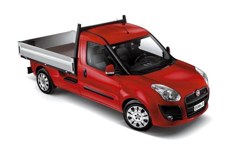 2011 Fiat Doblò Work Up 308491
