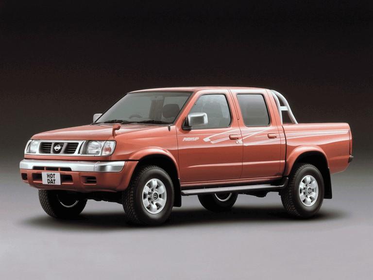 1997 Nissan Datsun Crew Cab ( D22 ) 308503