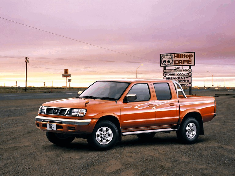 1997 Nissan Datsun Crew Cab ( D22 ) 308504