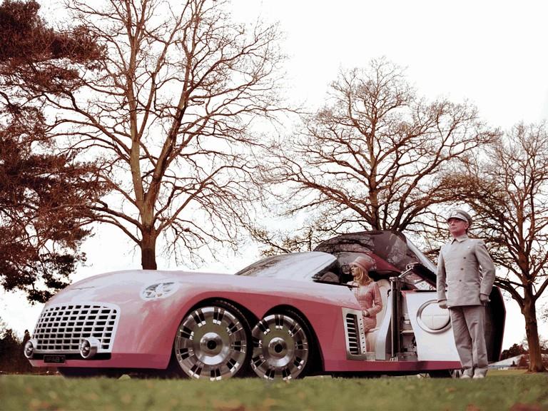 2004 Ford Thunderbird FAB1 concept 308587