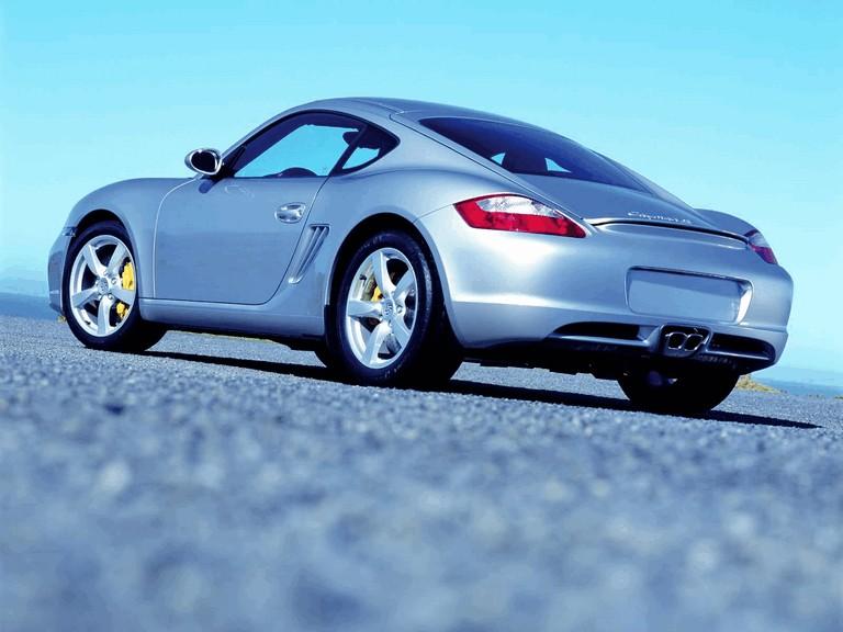 2006 Porsche Cayman S 209137