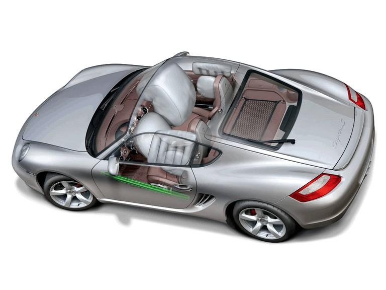 2006 Porsche Cayman S 209146