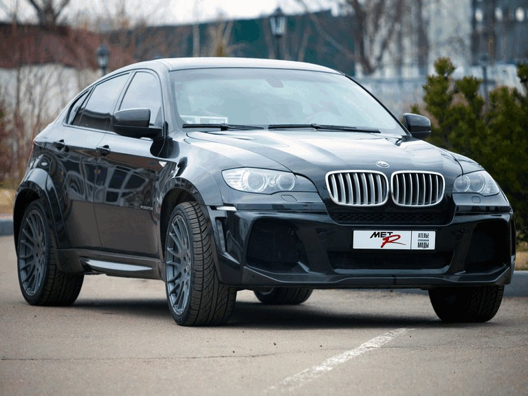2010 BMW X6 ( E71 ) by Met-R #308616 - Best quality free high resolution car images - mad4wheels