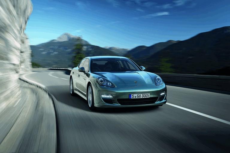 2011 Porsche Panamera Diesel 309098