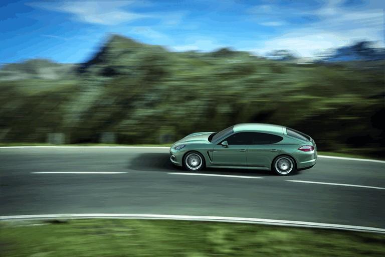 2011 Porsche Panamera Diesel 309102