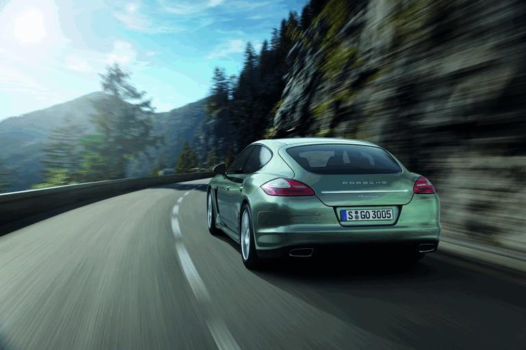 2011 Porsche Panamera Diesel 309103