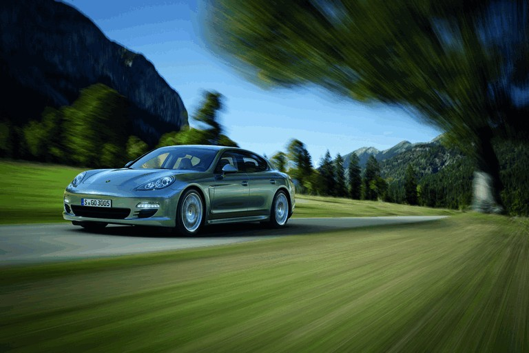 2011 Porsche Panamera Diesel 309104