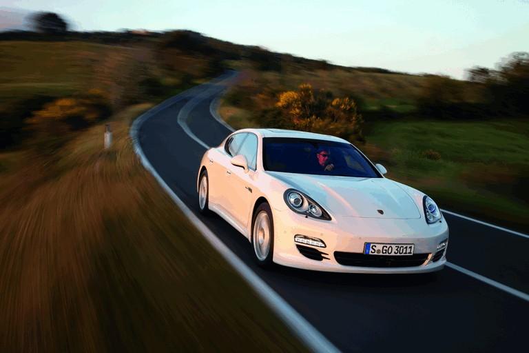 2011 Porsche Panamera Diesel 309112