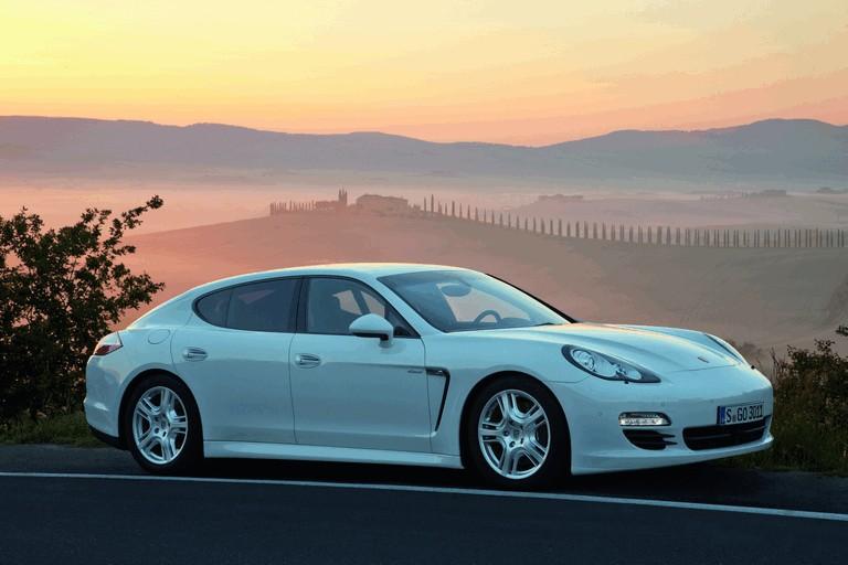 2011 Porsche Panamera Diesel 309114