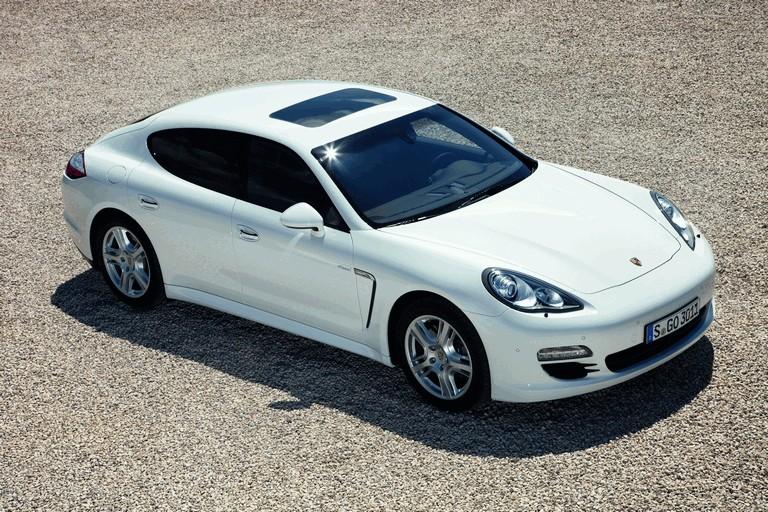 2011 Porsche Panamera Diesel 309115