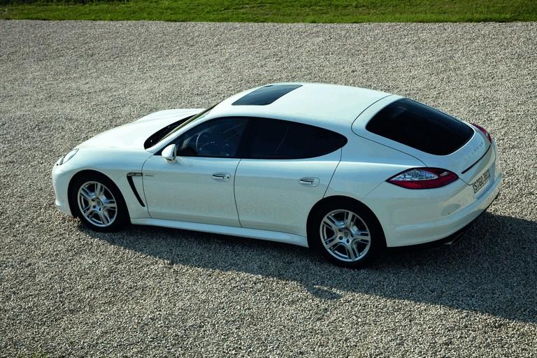 2011 Porsche Panamera Diesel 309116