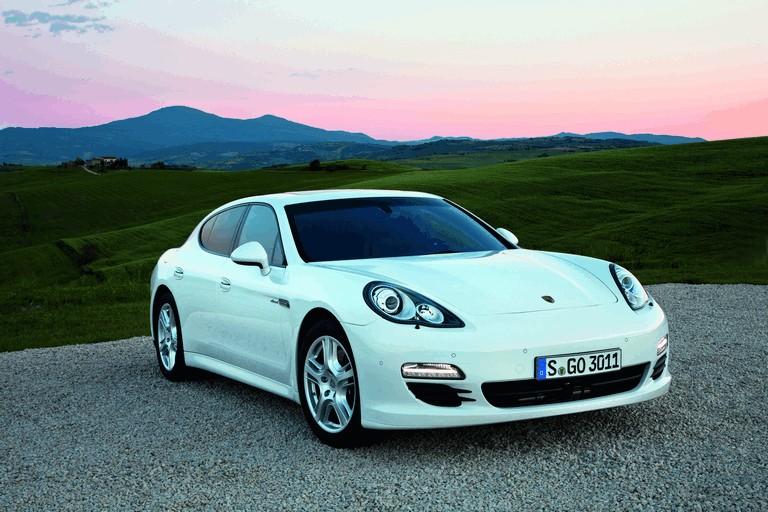 2011 Porsche Panamera Diesel 309118