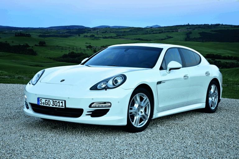 2011 Porsche Panamera Diesel 309119