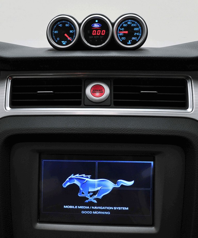2012 Ford Mustang GT Blue Angels Edition 309271