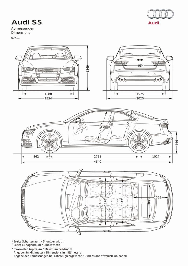 2011 Audi S5 coupé 309534