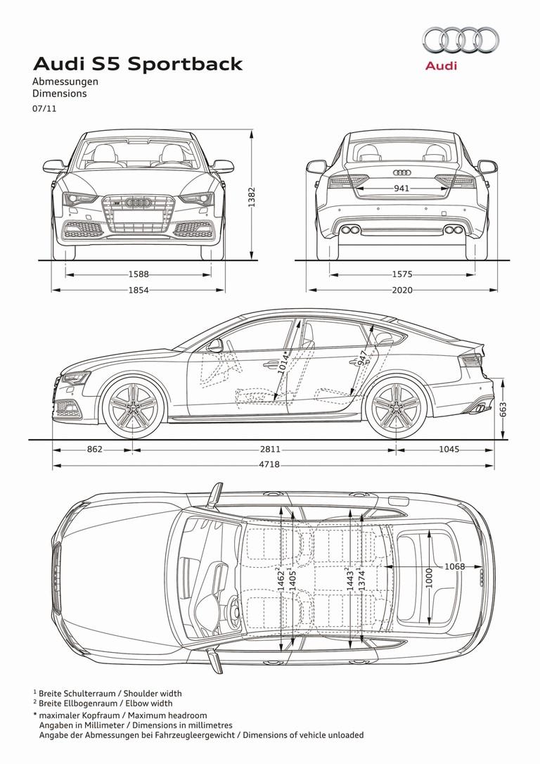 2011 Audi S5 sportback 309543