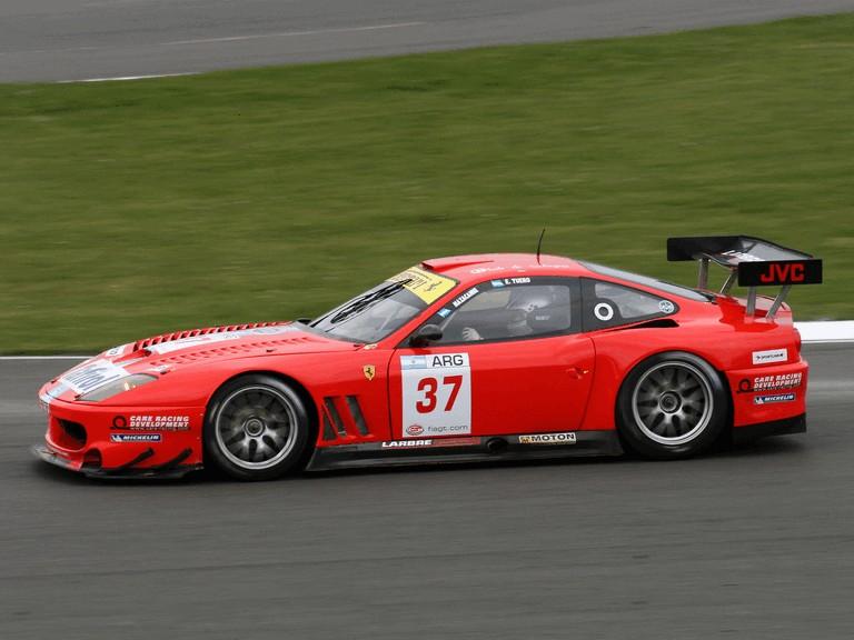 2001 Ferrari 550 Maranello GTS 309812