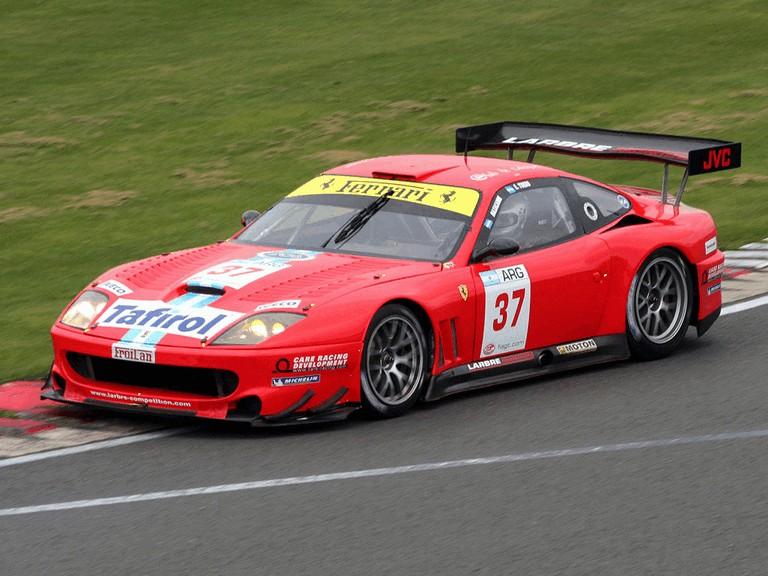 2001 Ferrari 550 Maranello GTS 309813