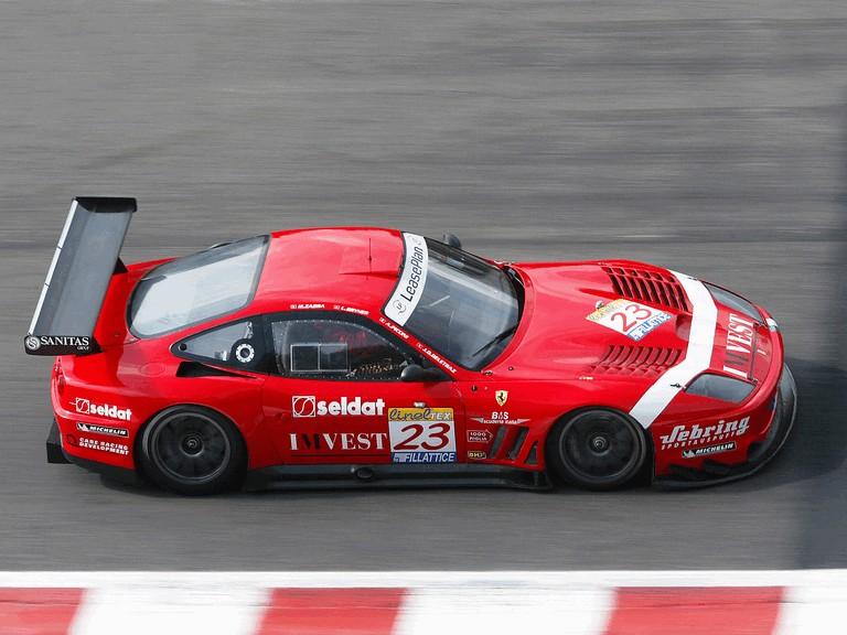 2001 Ferrari 550 Maranello GTS 309815