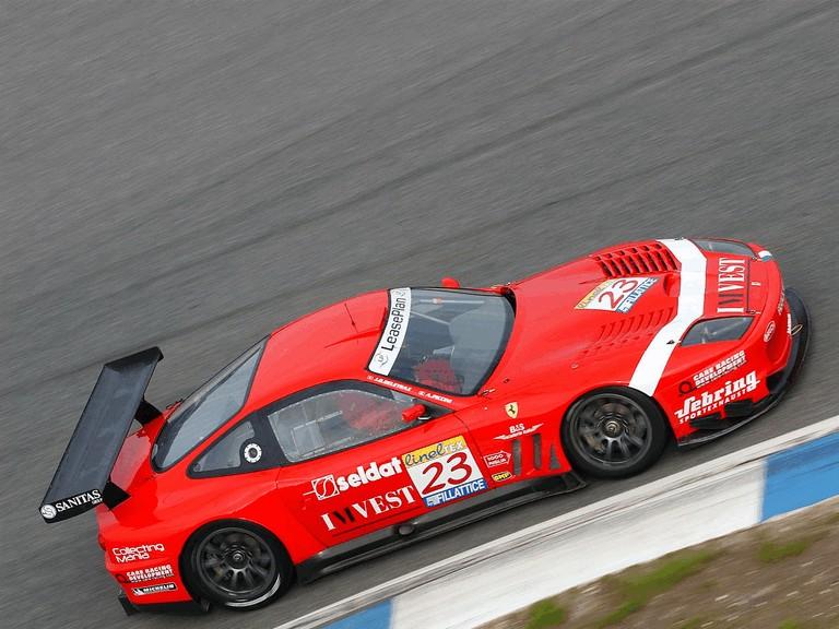 2001 Ferrari 550 Maranello GTS 309816
