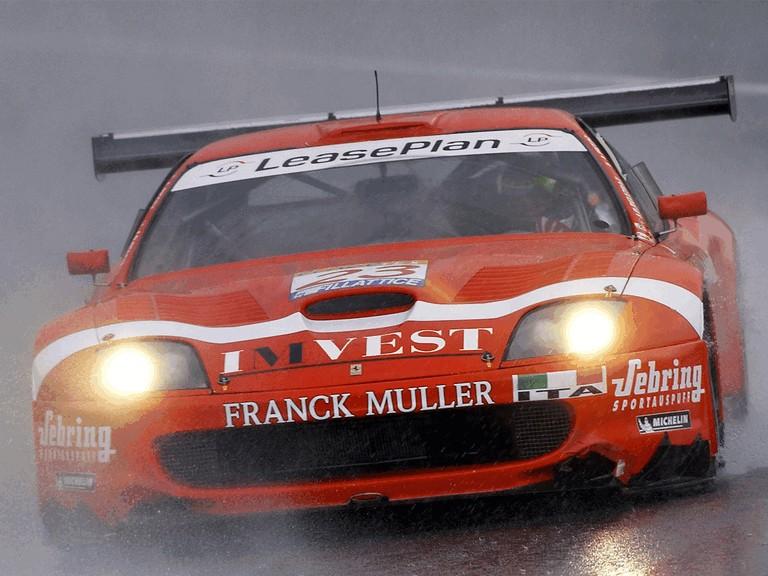 2001 Ferrari 550 Maranello GTS 309817