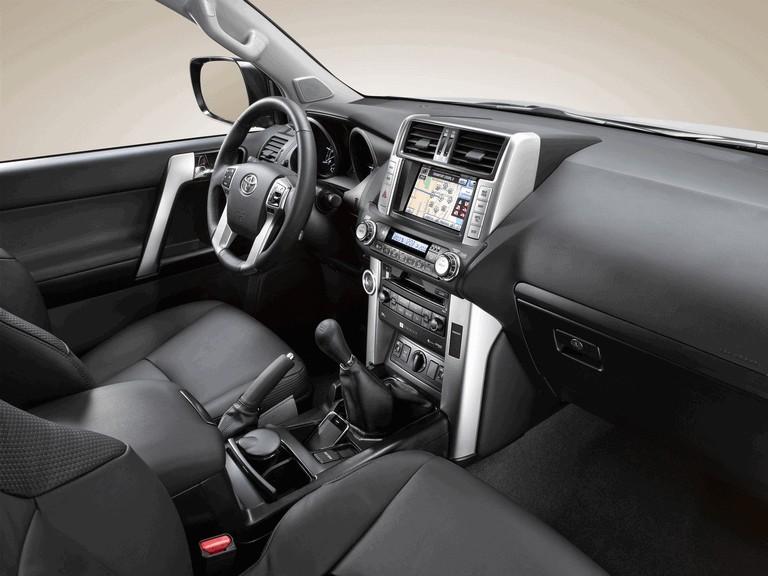 2010 Toyota Land Cruiser 309846