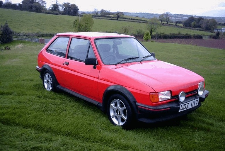 1985 Ford Fiesta XR2 309868